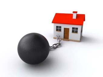 Что такое квартира с обременением?