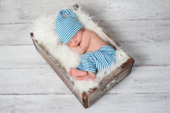 Как сделать прописку новорожденному ребенку?