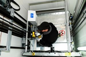 Как заменить лифт в многоквартирном доме?