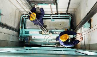 Замена лифтового оборудования в доме