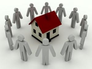 Этап 1 - общее собрание жильцов