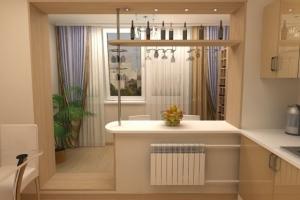 Как узаконить объединение балкона с кухней санкт петербург