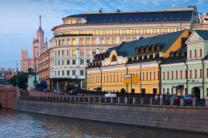 Якиманка: от 404 471 рос. рублей за 1 м2