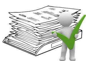 Перечень документов для присвоения адреса