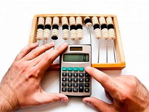 Расчет платежей в зависимости от числа проживающих