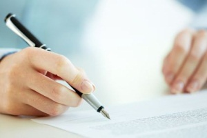 Правила написания согласия на регистрацию ребенка