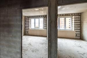 Объединение квартир в строящемся доме