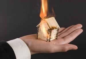 Пожар и помощь пострадавшим: главные особенности