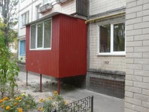 Можно ли легализовать уже пристроенный балкон?