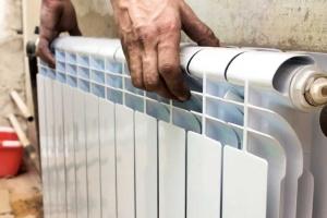 Замена батареи отопления в доме, обслуживающемся ЖЭКом