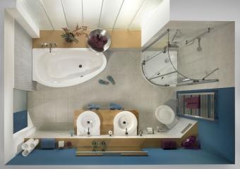 Как перенести мокрую зону в квартире?