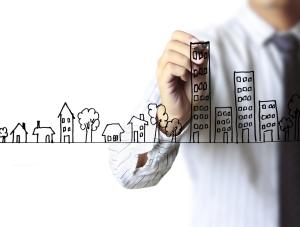 Передача денег на различных рынках недвижимости
