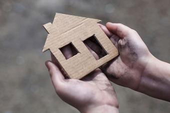 Где можно прописаться, если нет жилья?