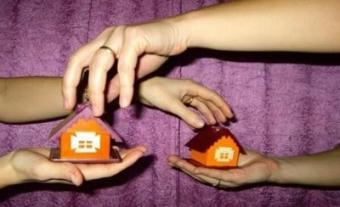 Как происходит встречная покупка квартиры?