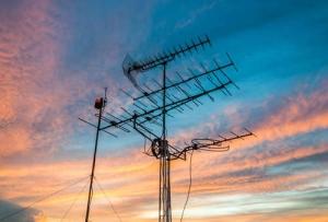 Что такое коллективная телевизионная антенна?